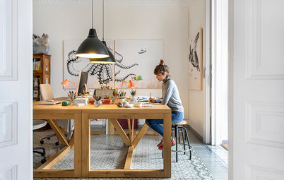 Barcelona My Houzz: The Extraordinary Menagerie of an Artist