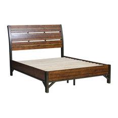 Dayton Platform Bed, California King