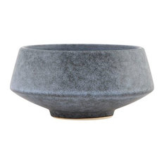 Grey Stone Bowl, Medium