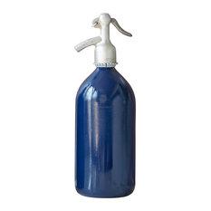 Navy Setzer Bottle