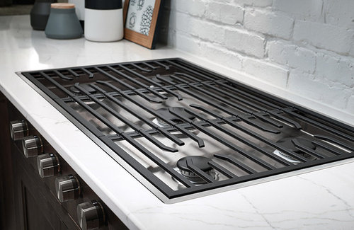 Experience Using The New Wolf Contemporary 36 Gas Cooktop 5
