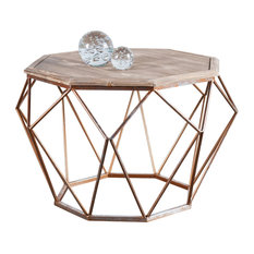 Mystique Wood Coffee Table
