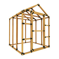 E-Z Frame 6x6 Basic Greenhouse Kit
