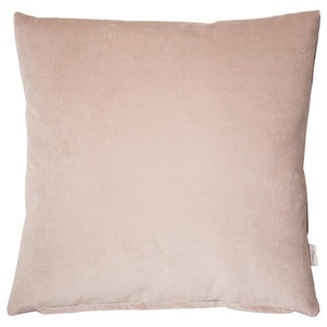 A.U. Maison Powder Velvet Basic Cushion Cover, 45x60 cm