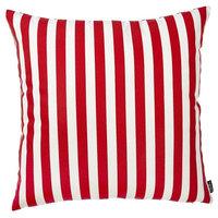 "Easy Care Red Stripes Decorative Throw Pillow Cover Home Decor 20""x20"", 20""x20"""
