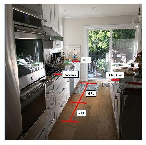 Kitchen Rug Runner Size Advice