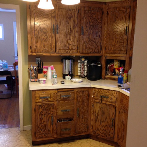 Update My Ugly Kitchen