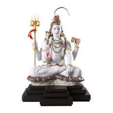 Lladro Lord Shiva Figurine