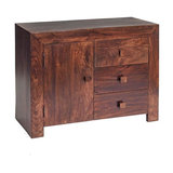 Tenali 1-Door 3-Drawer Small Sideboard