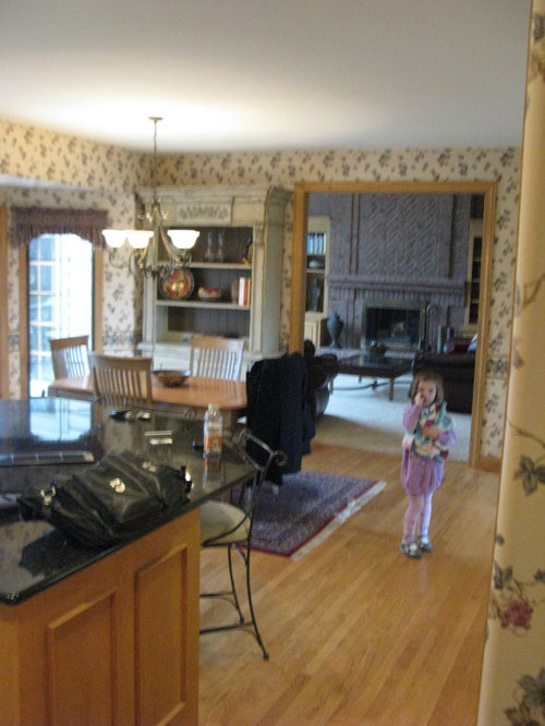Bathroom Renovations Kingston Ontario: Whole House Remodel With Kitchen In Brookfield