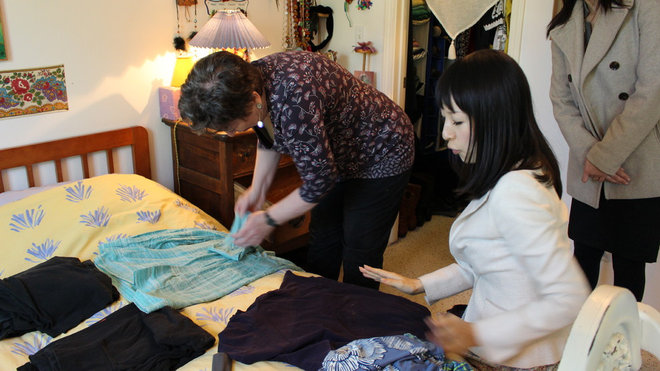 Can Tidying Up Result in Life-Changing Magic?