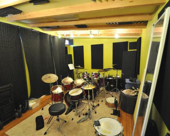 SaveEmail. 12x18 Musicianu0027s Drumming Studio Shed