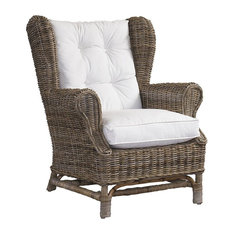 Padmas Plantation   Kubu Wing Chair   Armchairs And Accent Chairs