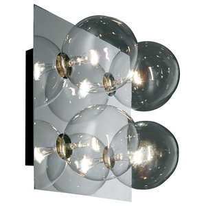 Sphere Wall/Ceiling Lamp, Led