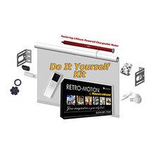 Motorized Interior Shades Motors & D.I.Y. Kits