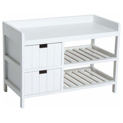 Traditional Accent & Storage Benches by Decor Love