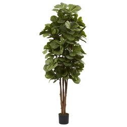 Contemporary Artificial Plants And Trees by Bathroom Marketplace