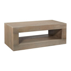 Aspenhome Nova Oak WKU910-ETP Cocktail Table English Taupe by Aspenhome