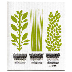 Modern Dish Towels by Trendy Tripper