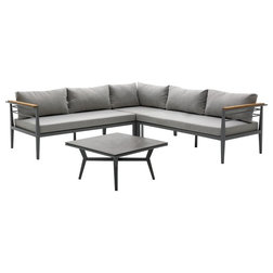 Transitional Outdoor Lounge Sets by Vig Furniture Inc.