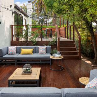 Idéer för 50 tals terrasser