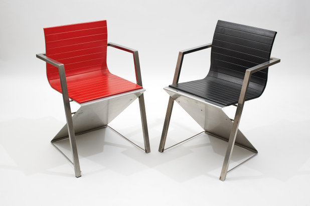Gruppe Pentagon chair d8 (1987)