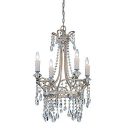 Unique Traditional Chandeliers by Lighting New York