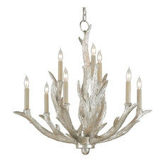 Currey and Company 9410 Haywood 9 Light Chandelier