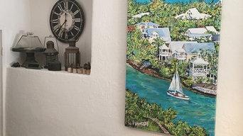 """ASDI Wind Blows Giclee on canvas"