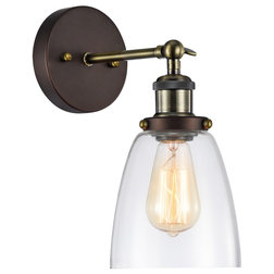 Great Industrial Wall Sconces by CHLOE Lighting Inc