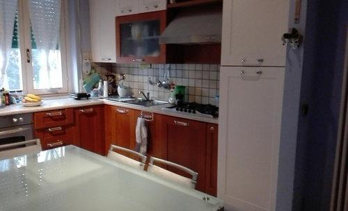 rinnovare cucina/sala
