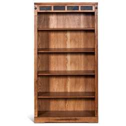Transitional Bookcases by Sunny Designs, Inc.