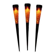 Solar Cones, 3-Pack, Red