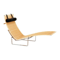 PK24 Wicker Lounge Chair