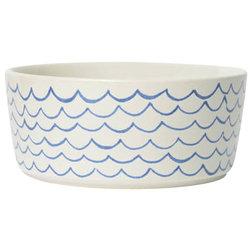 Modern Pet Bowls And Feeding by Waggo