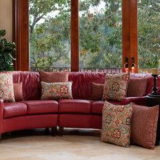 Pillow Perfect Inc - Madrid Persian and Tweak Sedona Rectangular Throw Pillow - Decorative Pillows