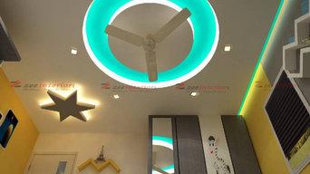 Best Kids room design by Zee Interior