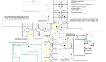 Drafting Floor Plan Sample