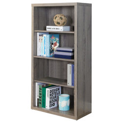Transitional Bookcases by OfficeDesk
