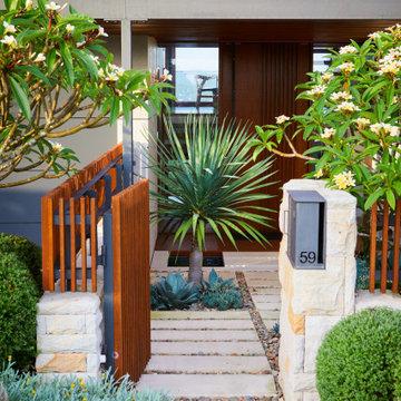 Gold, Plantscape - Outdoor Establishments
