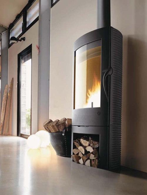 Invicta Contemporary Wood Burning Stoves