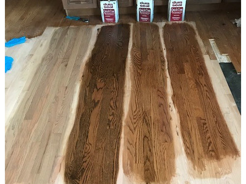 Recommendations For Duraseal Wood Floor Stain Red Oak
