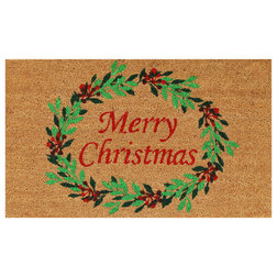 Traditional Doormats by Home & More