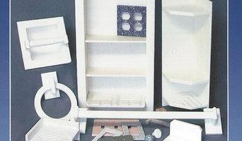 Corian Kitchen & Bath Accessories