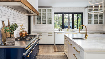 Modern Kitchen Remodel in Chevy Chase, MD