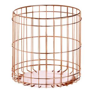 Lincoln Copper Utensil Cup