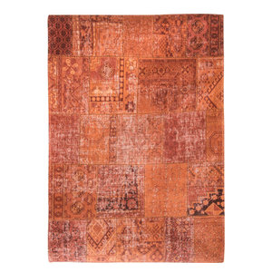 Khayma Farrago 8783 Rusty Rug, Orange, 170x240 cm