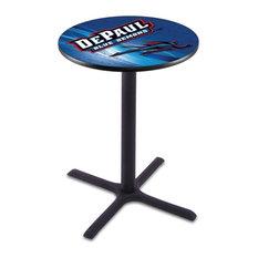 DePaul Pub Table 36-inch by Holland Bar Stool Company