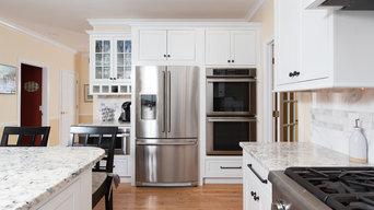 East Greenwich, Rhode Island New Kitchen