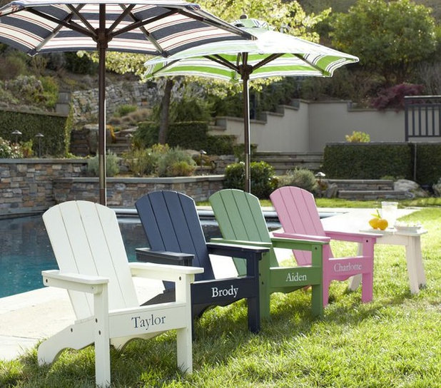 Superb Traditional Adirondack Chairs by Pottery Barn Kids